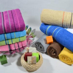 """Комплект махровых полотенец """"ALTINBASAK"""" RAINBOW"""