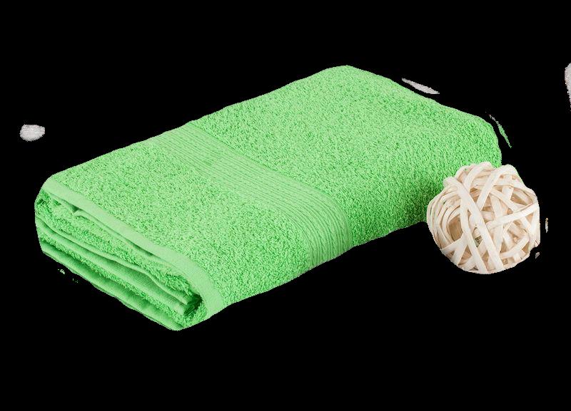 Цветное махровое полотенце «БайрамАли» 40х70 см.