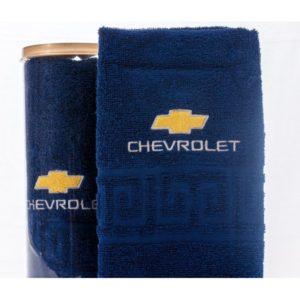 Полотенце в тубе CHEVROLET