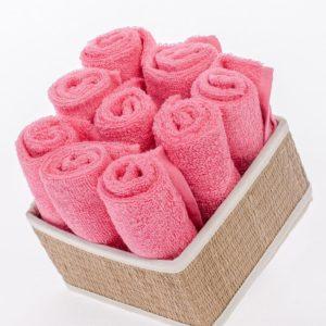Салфетка «Осибори» розовая