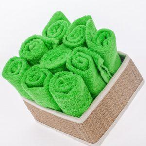 Салфетка «Осибори» зеленая