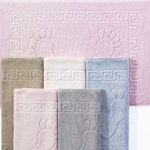 Набор полотенец для ног «PUPILLA» AQUA