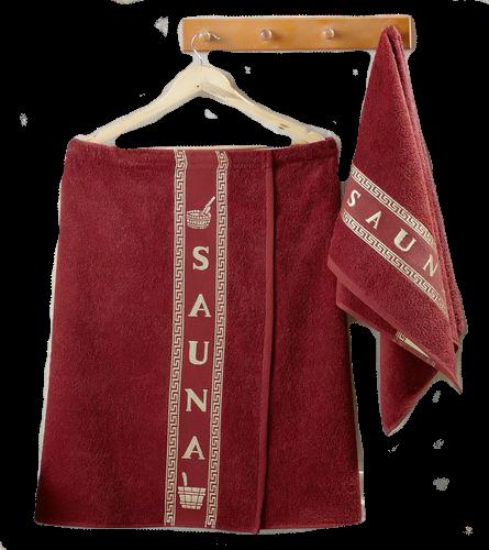 Мужской набор для сауны «JUANNA» SAUNA